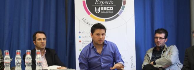 ESCO ofrece el primer Máster Profesional de Periodismo Deportivo en Granada con un gran equipo de profesionales de Madrid, Sevilla y Granada